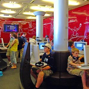 Интернет-кафе Рыбной Слободы