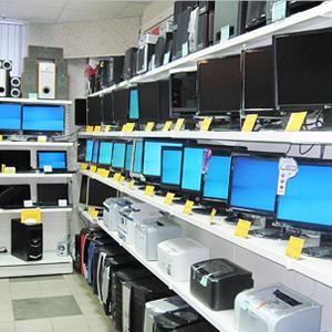 Компьютерные магазины Рыбной Слободы