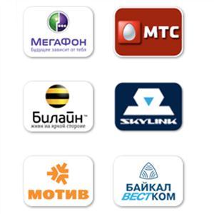Операторы сотовой связи Рыбной Слободы